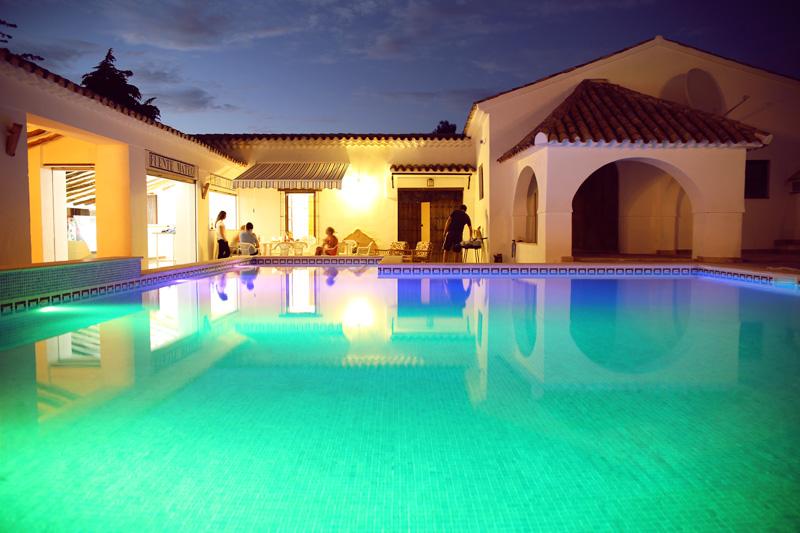 Fuente Mateo Resort Pool